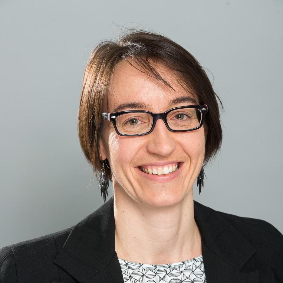 Marjorie Lesoin, négociatrice immobilier à Cholet